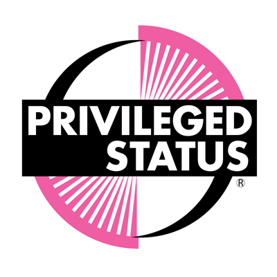 Privileged status logo